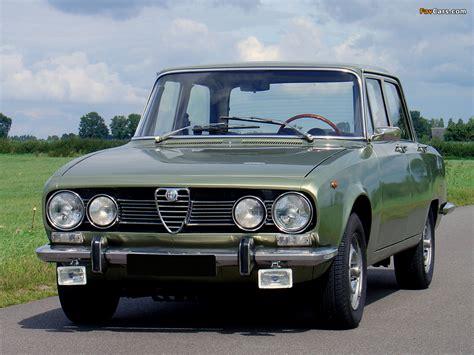 1969 Alfa Romeo 1750 Berlina Related Infomation