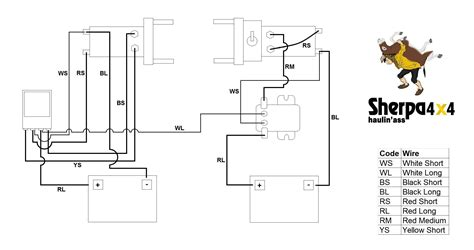 Lt2000 Superwinch Wiring Diagram by Wiring Diagram For Superwinch Lt2000 Www App Co