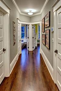 Hallway Craftsman Hall Seattle By Board And Vellum
