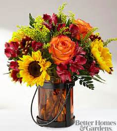 ftd giving thanks bouquet by better homes and gardens