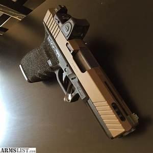 ARMSLIST - For Sale: Glock 21 w/ Custom Slide and Porting ...
