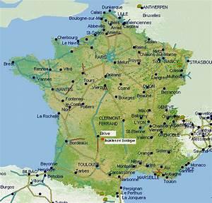 Carte De France Autoroute : carte de france image 350 ~ Medecine-chirurgie-esthetiques.com Avis de Voitures