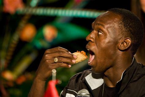 usain bolt set  open  jamaican restaurants  uk