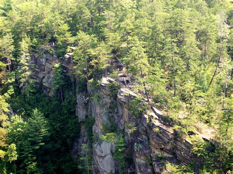 hiking tallulah gorge state park in northeast cing and hiking news