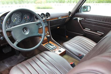 The 380sl and 500sl have essentially the same body, drive train, interior cabin, and amenities. 1983 Mercedes-Benz 380sl | Classic Cars of Sarasota