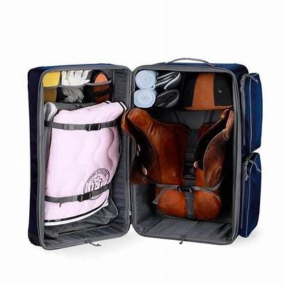 Tack Travel Bag 1680 Horse Trunk Competition