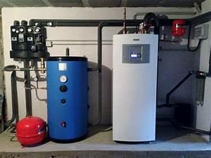 Pompe A Chaleur Chauffage Au Sol : installation d 39 une pompe chaleur eau eau d 39 un chauffage ~ Premium-room.com Idées de Décoration