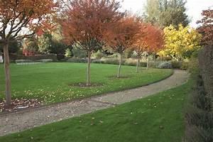 Allee De Jardin : awesome arbre pour allee de jardin photos design trends ~ Premium-room.com Idées de Décoration
