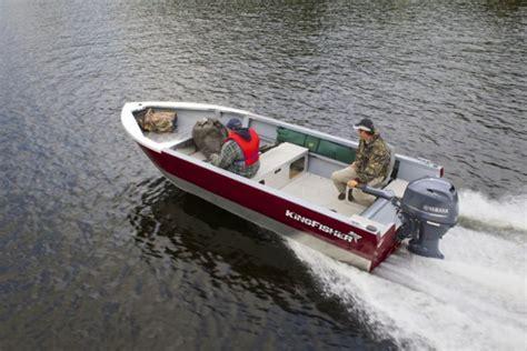 Kingfisher Tiller Boats For Sale multi species kingfisher boats for sale