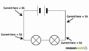series and parallel circuits gcse revision physics With circuit in series