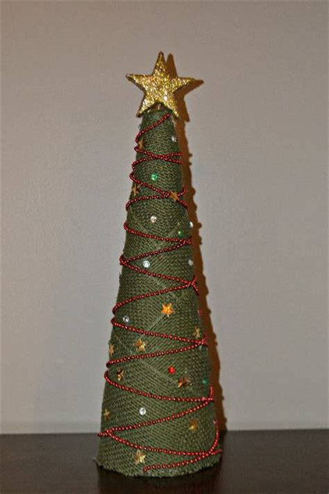 burlap christmas tree ct mommy blog