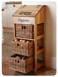 Jeri's Organizing & Decluttering News: Storing the Onions