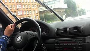 Bmw E46 318i Driving Gothenburg