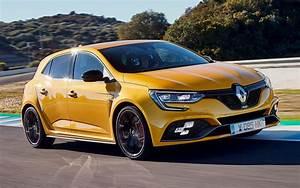 2018, Renault, Megane, Rs