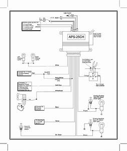 Page 7 Of Audiovox Automobile Alarm Aps25ch User Guide