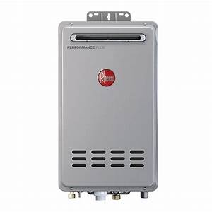 Rheem Performance Plus 9 5 Gpm Natural Gas Mid Efficiency