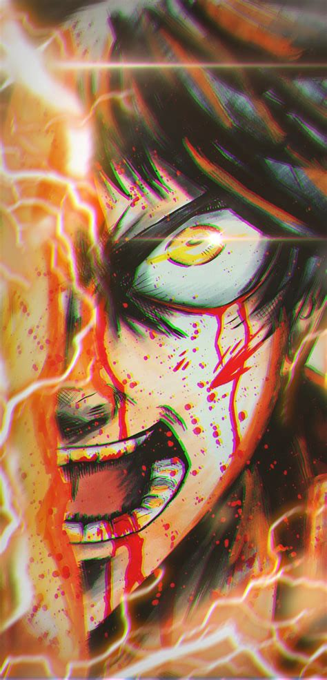 Eren Gamerpic 1080 X 1080 Another Anime Characters Death Custom Gamerpic Xbox 1 And Resize