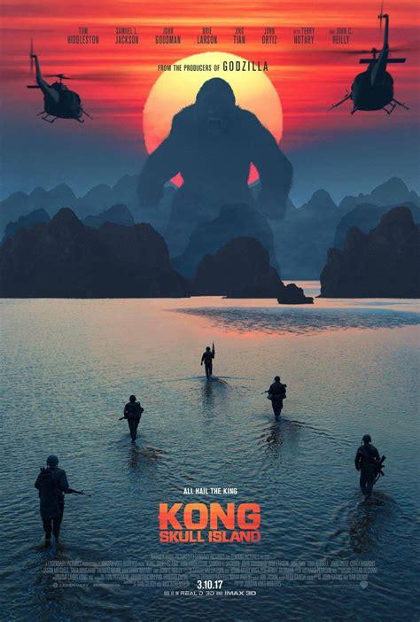 kong skull island dvd release date redbox netflix itunes amazon