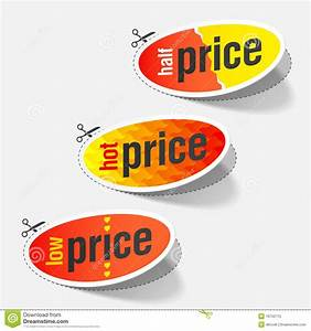 Half, Hot And Low Price Signs Royalty Free Stock Photo ...