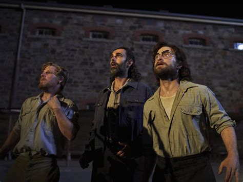 In 1979 three political prisoners escaped from pretoria prison. Movie Review - Escape From Pretoria