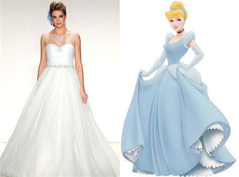 disney princess dressers cinderella from alfred angelo s disney princess wedding