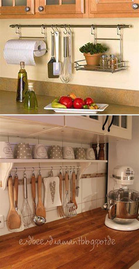 Organized Kitchen Ideas by 12 Kitchen Countertop Organization Ideas For Instant