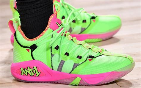 attack  nba shoes