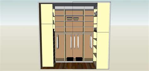 placard chambre sur mesure concevoir dressing outils et logiciels stinside
