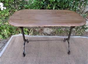 Table Bistrot Ancienne : chalmette jules table de bistrot ancienne ~ Melissatoandfro.com Idées de Décoration