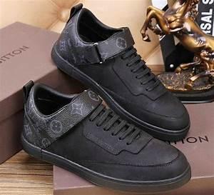 Sneakers Louis Vuitton Homme : louis vuitton chaussures retro skate pas cher ~ Nature-et-papiers.com Idées de Décoration