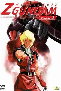 Mobile Suit Zeta Gundam: DVD-2 - Minitokyo