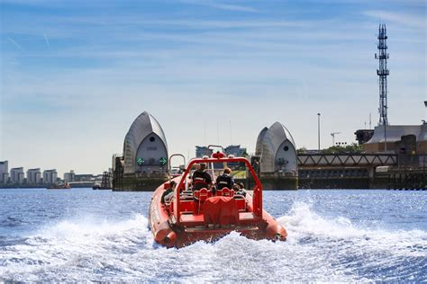 Speed Boat London Thames by Thames Rockets Review London Speedboat Tours