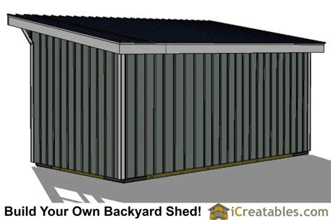10x20 shed floor plans 10x20 run in shed plans with wood foundation