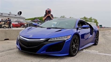 the 2017 acura nsx is as wild as it is beautiful teamspeed