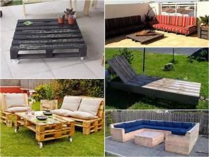 comment fabriquer fauteuil palette idees accueil design With idee de terrasse exterieur 0 faire une terrasse en palette blog deco clem around the
