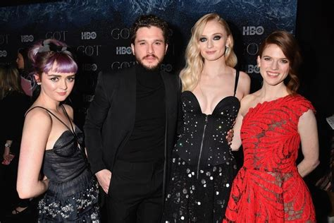 Sophie Turner, Maisie Williams, Emilia Clarke Killed On ...