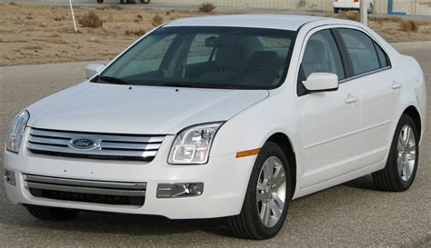Ford Fusion 2006 by File 2006 Ford Fusion Nhtsa Jpg Wikimedia Commons