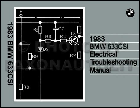 Bmw Csi Electrical Troubleshooting Manual Wiring