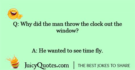 Clock Jokes Funny Clock Jokes And Puns Will Make You Laugh