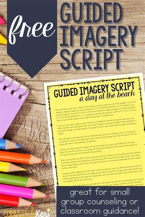 Guided Imagery Meditation Script Beach Imagecrot