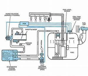 P1441  U2013 Evaporative Emission  Evap  System Flow During Non