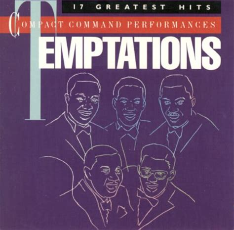compact command performances  greatest hits  temptations songs reviews credits