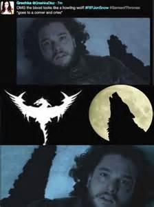 Jon Snow Dead Blood Dragon