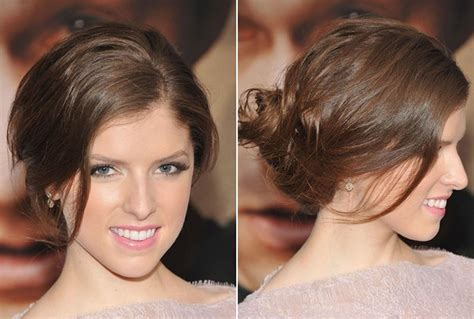 French Twist Formal Hairstyles For Long Straight Hair