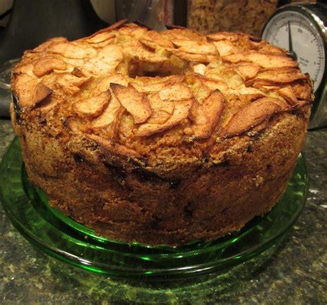 successfully gluten  jewish apple cake