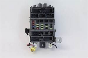 Acura Tsx 2009 Engine Fuse Box Under Dash Control Relay