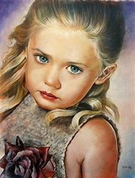 Colored Pencil Drawing Artists