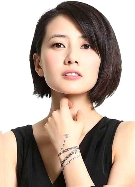 asian short hairstyles   face haircuts asian
