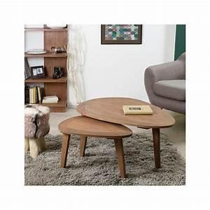 Touret Bois Le Bon Coin : table basse ovale le bon coin ~ Dailycaller-alerts.com Idées de Décoration