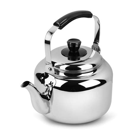 kettle tea stainless steel kettles demeyere quart resto creuset le teakettle most ten cutleryandmore kitchen materials